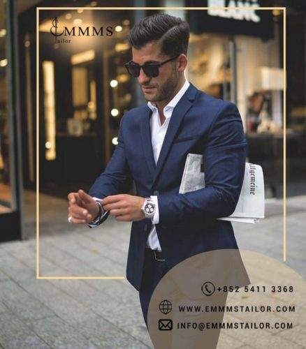 EMMMS Bespoke Tailor: the Recommended Tailors in Hong Kong presents the exquisite collections of bespoke custom suits.