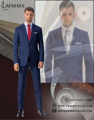 Look high on fashion acumen and glamor buying Hong Kong Suits Online from Manning Company Bespoke Tailors.