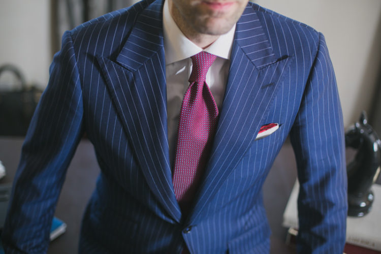 EMMMS Bespoke Tailor - from Hong Kong is designed and made exclusively bespoke clothing for the individual client.